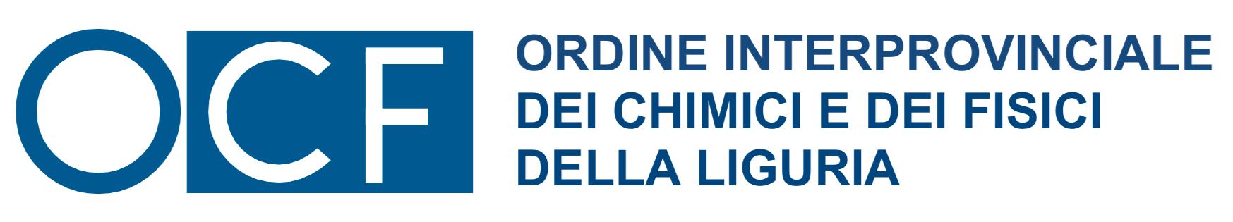 ORDINE INTERPROVINCIALE DEI CHIMICI E DEI FISICI DELLA LIGURIA